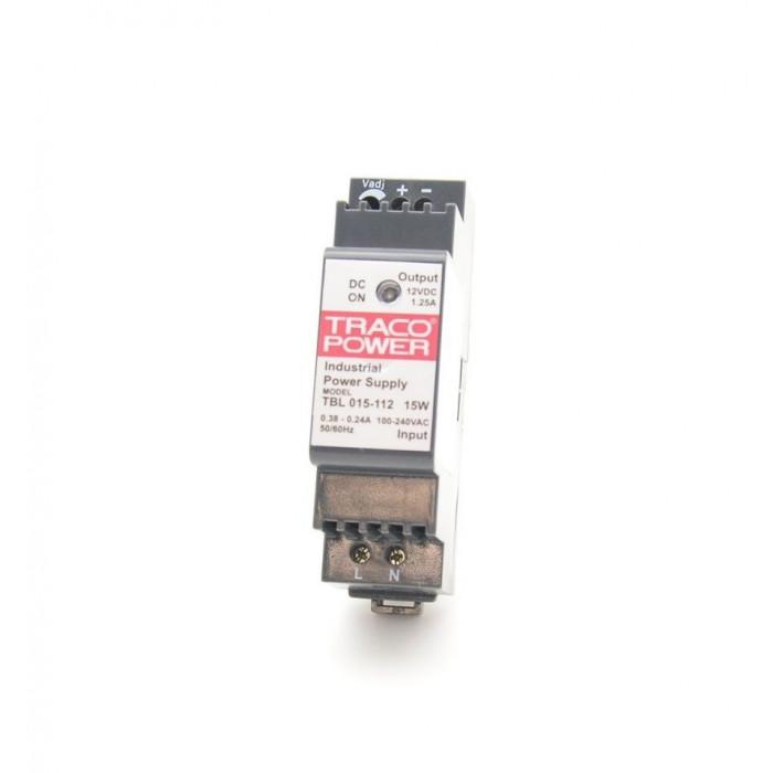 Alimentation Rail DIN pour portiers Doorbird D10x/D20x