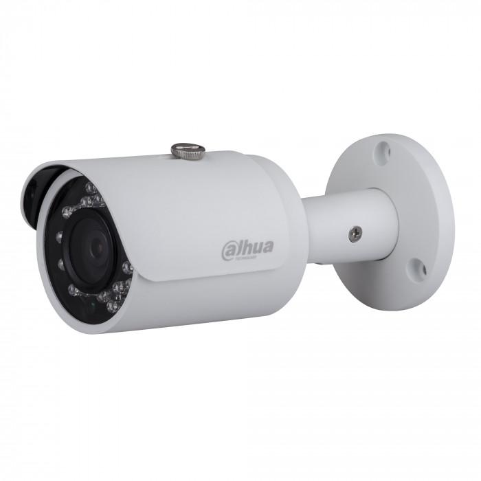 Caméra compacte infrarouge 1080p HDCVI IR 30m - Dahua - Blanc