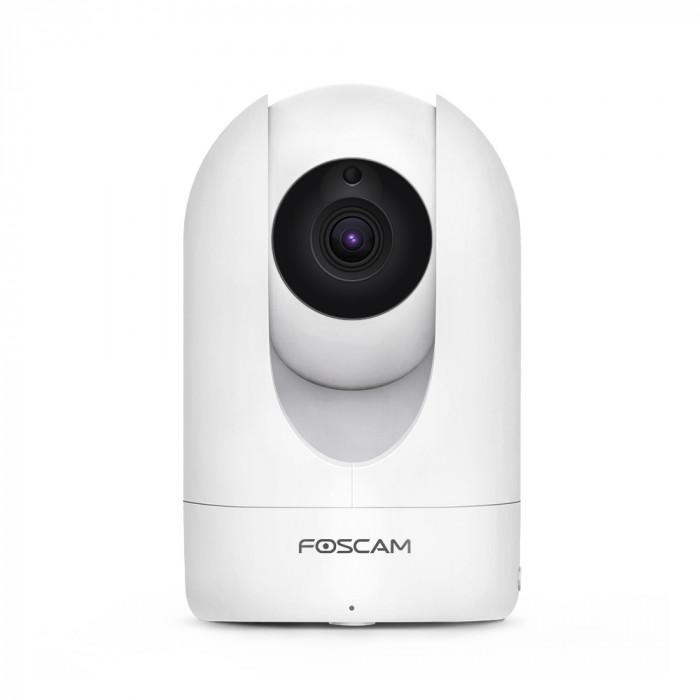 Caméra IP motorisée intérieure 4MP - Foscam R4M