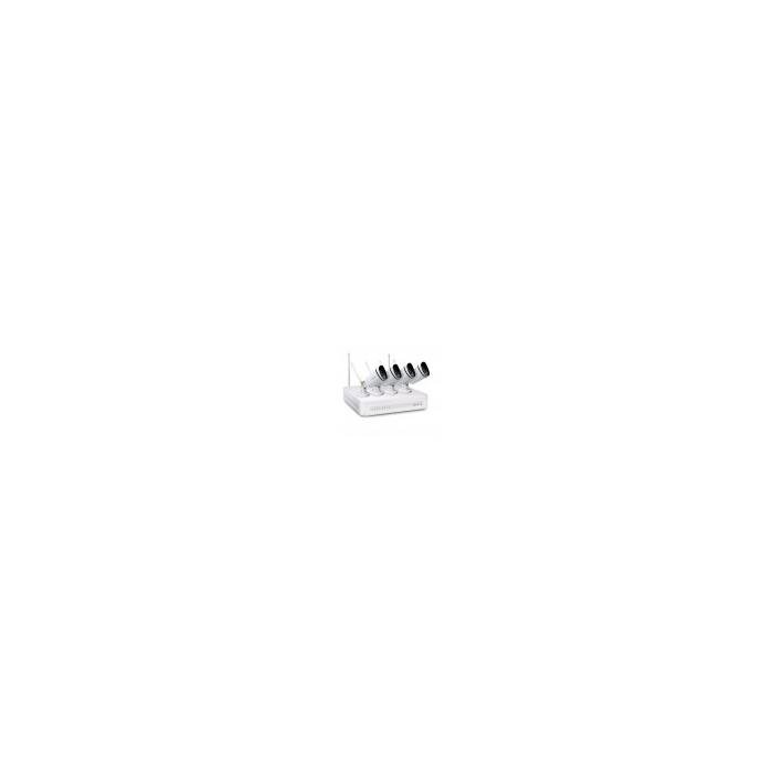 Kit de videosurveillance Wi-Fi - FN3104W-B4 Foscam