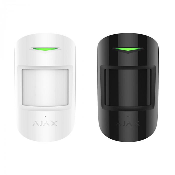 Détecteur de bris de vitre et mouvement sans fil CombiProtect - Ajax