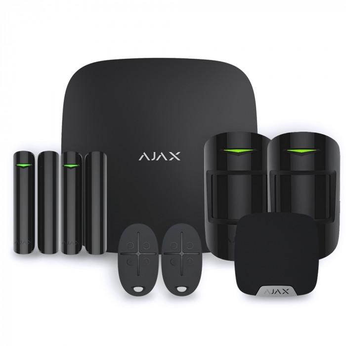 Alarme maison Ajax StarterKit blanc - Kit 2