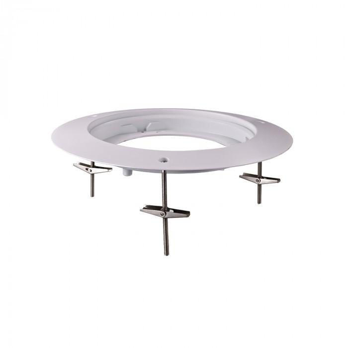 Support montage plafond encastrable pour caméra dôme - Hikvision