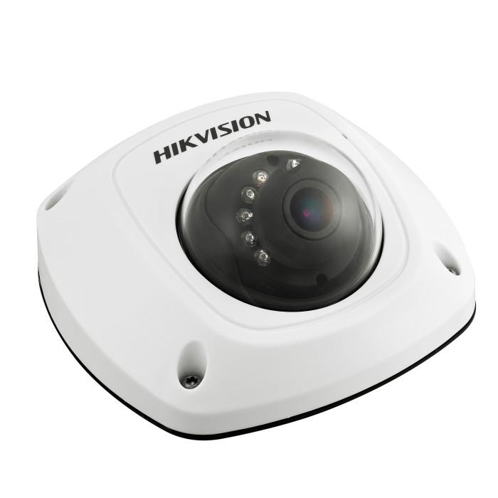 Caméra IP wifi HD extérieure - 2 MP - HIKVISION