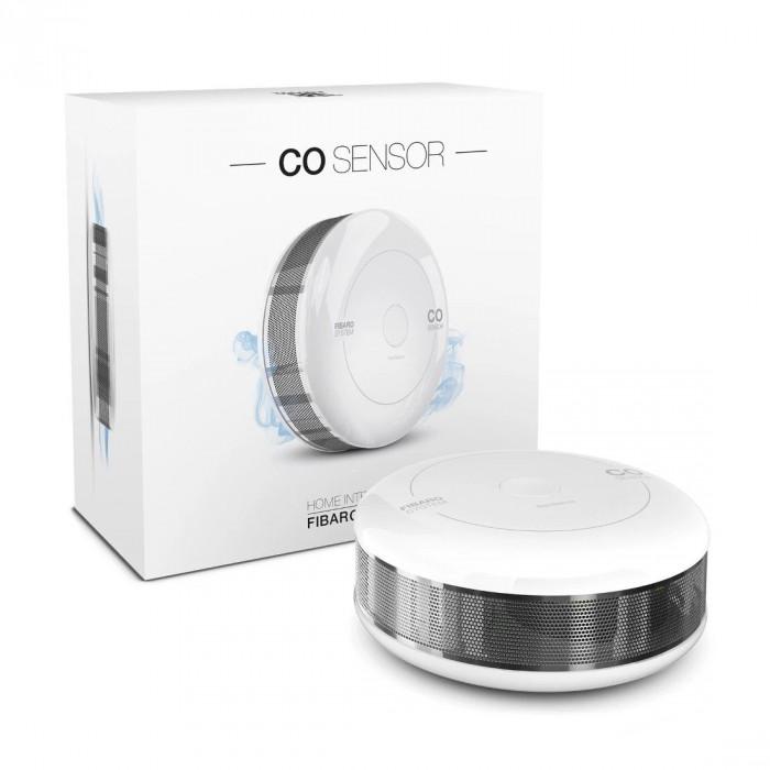 Détecteur de monoxyde de carbone Z-Wave+ - CO Sensor Fibaro