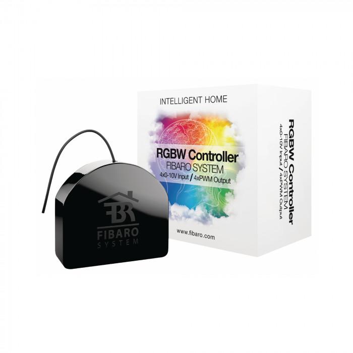 Contrôleur domotique éclairage - RGBW Controller 2 - Fibaro