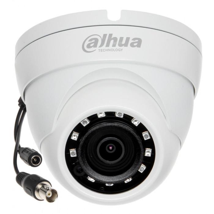 Caméra dôme infrarouge 1080p HDCVI IR 30m - Dahua