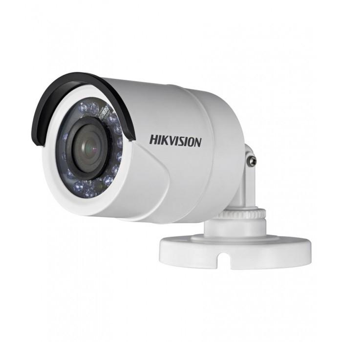 Caméra bullet compacte infrarouge 20m - Turbo HD 1080P - Hikvision