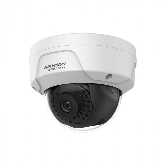 Caméra dôme IP 4MP infrarouge 30m anti-vandalisme - Hikvision