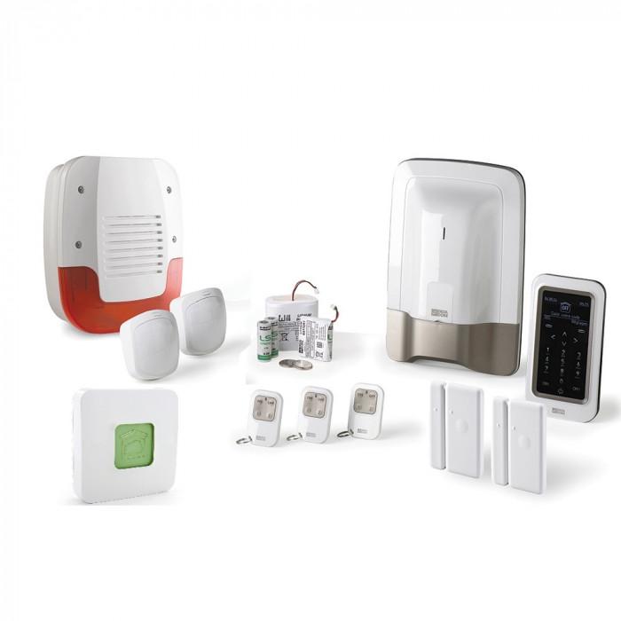 Alarme maison sans fil Delta Dore – Pack alarme Tyxal + Tydom 1.0 Kit n°1