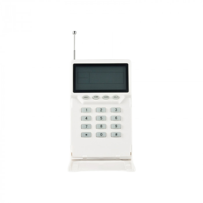 Clavier sans fil - iProtect - PB-500R