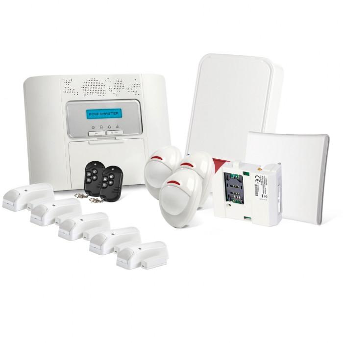 Alarme GSM Visonic Powermaster 30 Kit 8 +