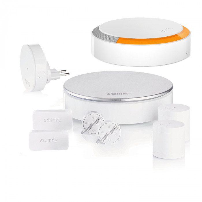 Alarme maison connectée Somfy Protect Home Alarm Starter - Kit 2