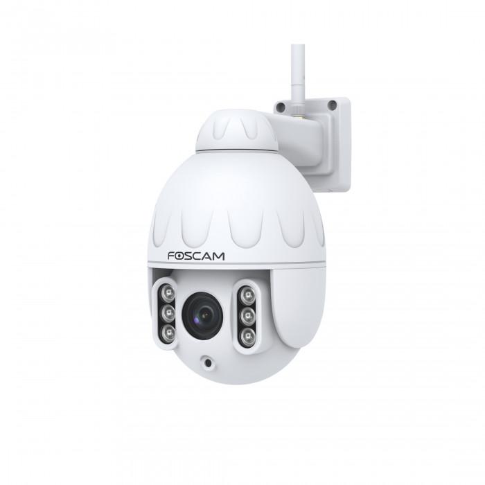 Caméra IP Wi-Fi dôme PTZ 2MP avec zoom optique x4 - FOSCAM SD2