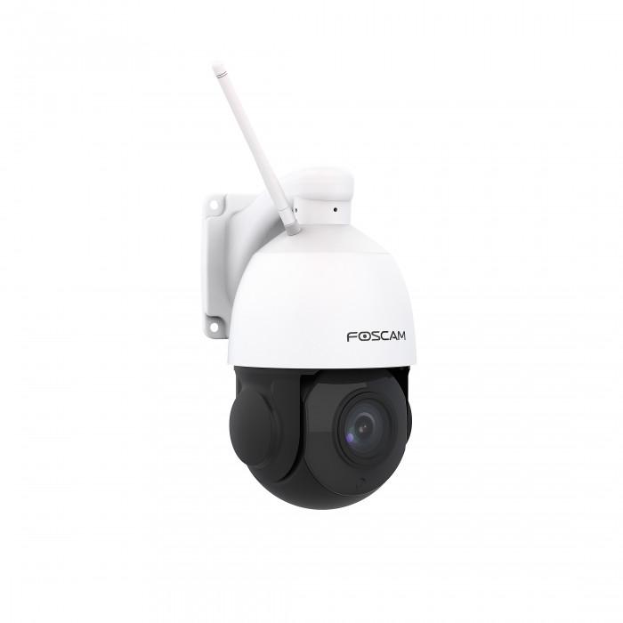 Caméra IP Wi-Fi dôme PTZ 2MP avec zoom optique x18 - FOSCAM SD2X