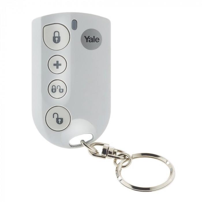 Télécommande 4 fonctions – Alarme connectée Yale