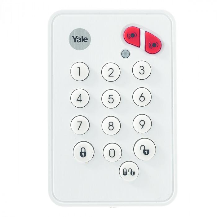 Clavier numérique – Alarme connectée Yale