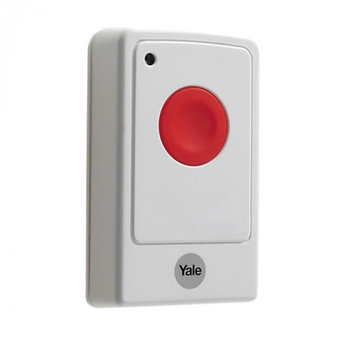Bouton d'urgence – Alarme connectée Yale