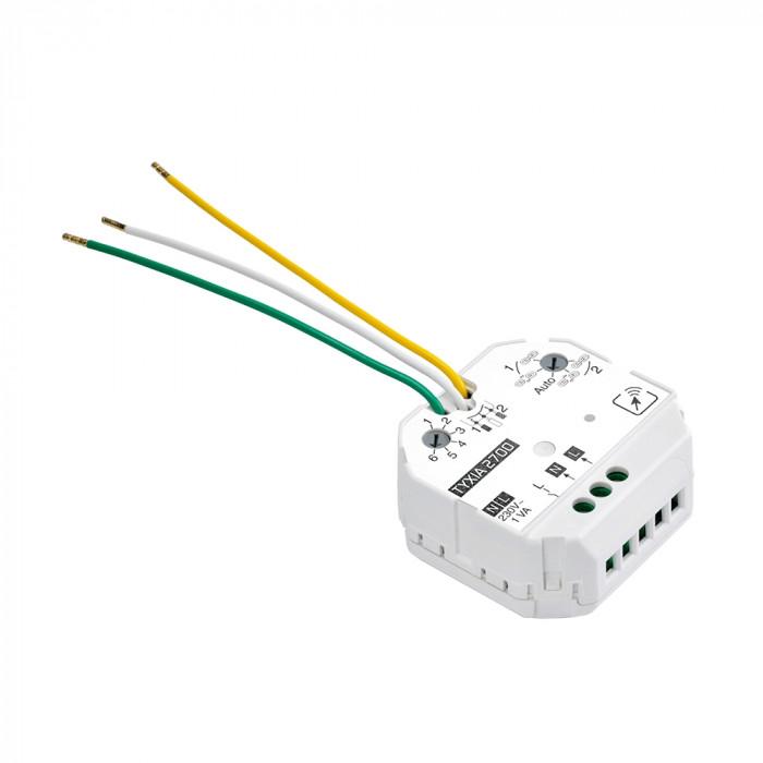 Module de commande multifonctions éclairage et volets - Delta Dore