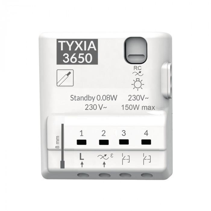Module filaire variateur d'éclairage avec minuterie - Delta Dore
