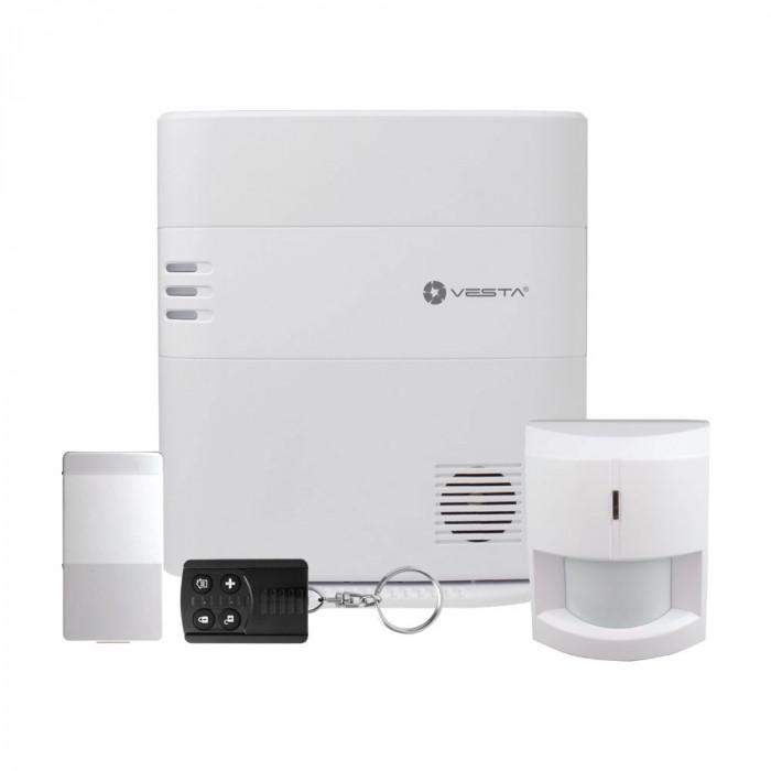 Kit alarme IP / 2G - 160 Zones - Vesta by Climax - VESTA-117