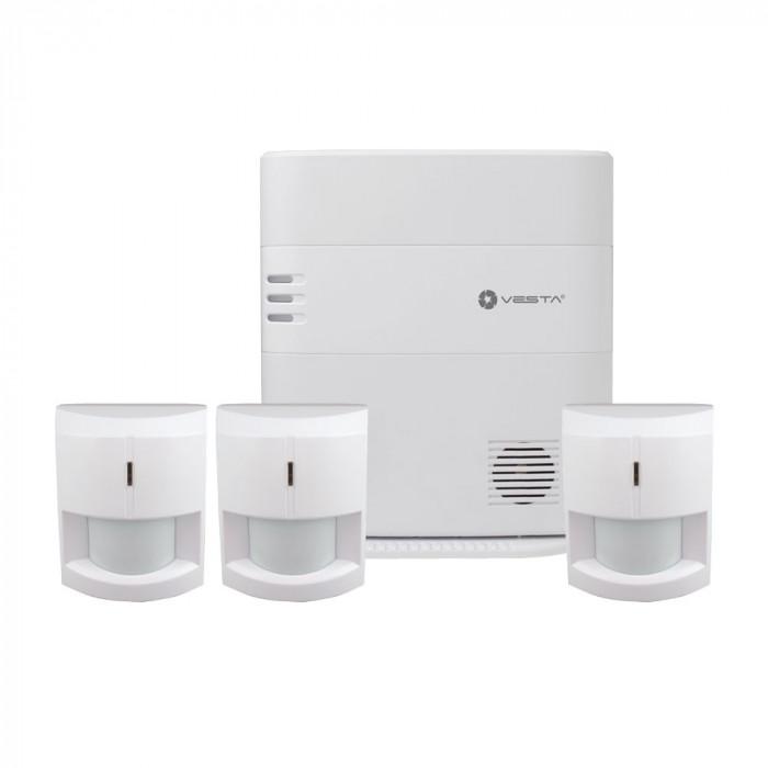 Kit alarme IP / 4G - 160 Zones - Vesta by Climax VESTA-055
