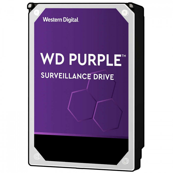 Disque Dur Purple 4To - Western Digital