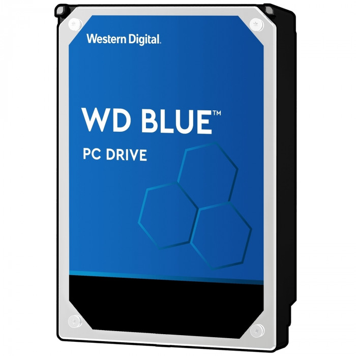 Disque dur Blue Western Digital 4To