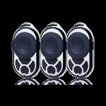 Lot de 3 télécommandes luxe PB-533R Iprotect