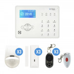 Pack ALARME MAISON RTC - iProtect