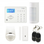 Alarme maison sans fil - iProtect Evolution Kit 12