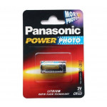 Pile lithium CR123 (3V) - Panasonic