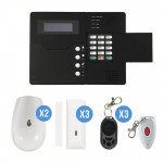 Alarme GSM Iprotect kit 3