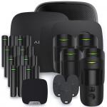 Alarme maison sans fil Ajax Hub 2 - Kit 9