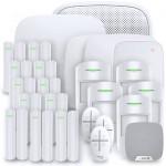 Alarme maison sans fil Ajax Hub 2 Plus - Kit 11