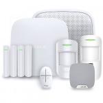 Alarme maison sans fil Ajax Hub 2 Plus - Kit 3