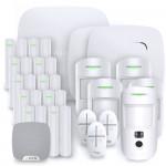 Alarme maison sans fil Ajax Hub 2 Plus - Kit 8