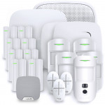 Alarme maison sans fil Ajax Hub 2 Plus - Kit 9
