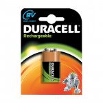 Pile rechargeable 9V NiMH - Duracell