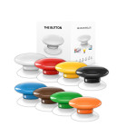 Bouton de contrôle domotique Z-Wave / Z-Wave+ The Button - Fibaro