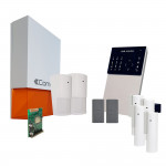 Alarme maison connectée Secur Hub KSW3223LF Kit 3 - Comelit