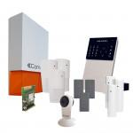 Alarme maison connectée Secur Hub KSW3234LF Kit 2 - Comelit