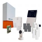 Alarme maison connectée Secur Hub KSW3234LF Kit 4 - Comelit