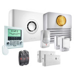 Alarme maison Protexiom Ultimate GSM Kit 2 - Somfy