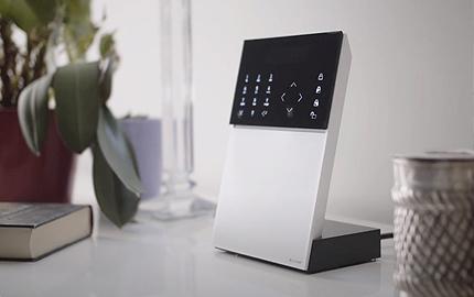 Centrale d'alarme sans fil et connectée - SecurHub Comelit