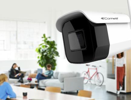 Caméras IP wifi infrarouge Comelit