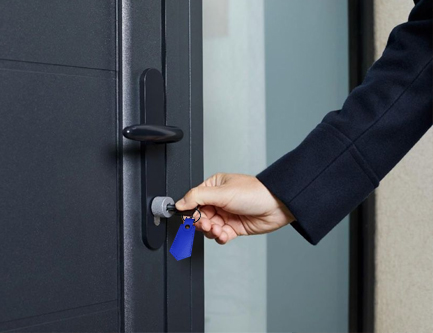 Porte-clés Premium NFC Elocky