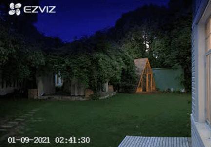 Caméra IP BC1 avec vision nocturne
