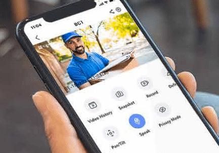 Caméra connectée Ezviz BC1 protège vos données