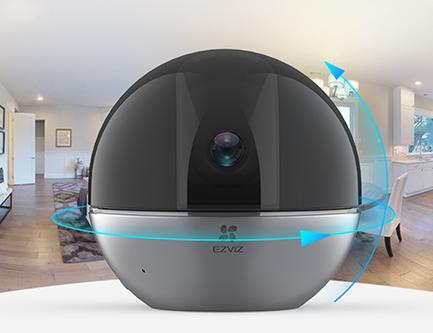 Caméra IP Wi-Fi intérieure